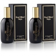 Royal Mirage Eau De Cologne Spray Night 120ml- Pack of 2