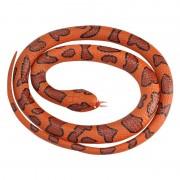 Geen Rubberen speelgoed watermoccasin slangen 117 cm
