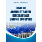 Sisteme administrative din state ale Uniunii Europene