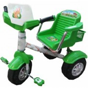 Baby Tricycle with Smiley Face