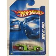 "Hot Wheels 2008 All Stars (Lime Green) Spider Car Aracnorod"" 044"