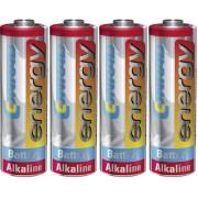 Set 4 baterii alcaline AA, 1,5 V, Conrad energy Extreme Power