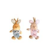 BabyBruin Plüss nyuszi harmónika zenélő 32cm 55043704