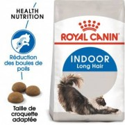 Royal Canin Chat Indoor Long Hair 35 2 kg