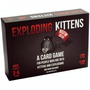 Asmodee Juego de cartas Exploding Kittens - Edición Not Safe For Work