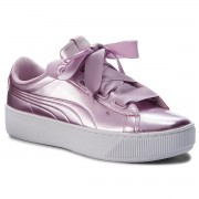 Sneakers PUMA - Vikky Platform Ribbon P 366419 04 Winsome Orchid/Wi Orchid