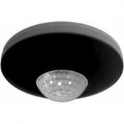 Senzorul de miscare 230V AC 360 grade in infrarosu negru (DR-06 B)