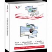 SOFTWARE V3+TPV LICENCIA ELECTRO BIPUESTO marca V3 SOFTWARE - Inside-Pc
