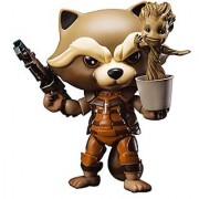 Beast Kingdom Egg Attack Action Rocket Raccoon Guardians of the Galaxy Action Figure