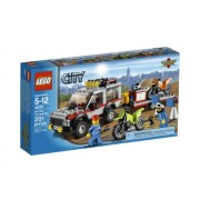 Lego City Town Dirt Bike Transporter 4433