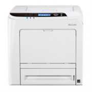 Лазерен принтер RICOH SP C340DN, цветен, A4, 1200х1200dpi, 25 стр/мин, USB, LAN