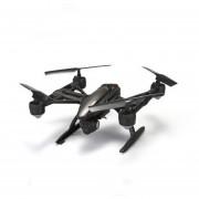 Drone De Cuatro Ejes Para Palmaditas Aéreas De Tiempo Real Quadcopter - Negro