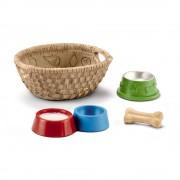Schleich Set accesorii Hrana pentru caini si pisici - SL42293