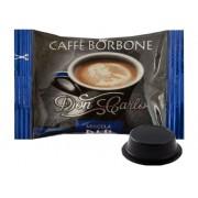 Borbone 50 Caffè Borbone Blu Don Carlo Capsule Compatibili Lavazza A Modo Mio