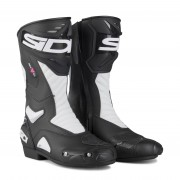 Sidi Motorradstiefel Sidi Performer Lei Schwarz-Weiß