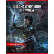 Wizards of the Coast Dungeons & Dragons: Guildmasters' Guide to Ravnica - Maps and Miscellany