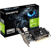 Placa video Gigabyte GeForce 710 2GB DDR3 (64 biti), DVI, HDMI, D-Sub, BOX (GV-N710D3-2GL)