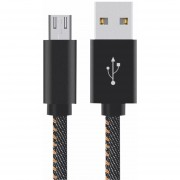Cable Micro USB Skyway SK-MicroUSB07 Jean