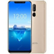 Telefon Mobil Oukitel C12 Pro Auriu 6.18 19 9 Android 8.1 MT6739 Quad Core 2G RAM 16G ROM Fingerprint 4G 3300mAh