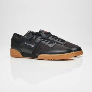 Reebok Workout 85 Txt Black/Carbon/Red/Gum