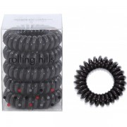 Rolling Hills Professional Hair Rings Dark Brown