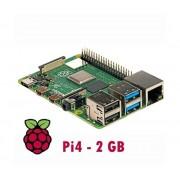 Raspberry Pi 4 Tipo B Con 2gb Di Memoria