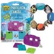 Aquatic Animals Photo View Camera - 24 Photos - Toy - Wild Republic