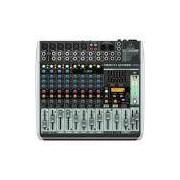 Mesa de Som Xenyx 12 Canais QX1222USB Behringer -