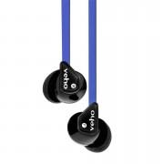 Veho 360 Stereo Noise Isolating Earphones - Blue