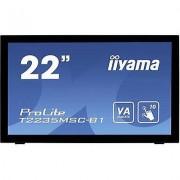 IIYAMA T2235MSC-B1 Touchscreen 54.6 cm (21.5 ) 1920 x 1080 pix 16:9...