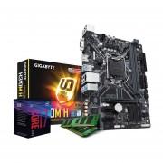 Micro Procesador Intel Core I7-8700 + Tarjeta Madre MSI H310M PRO-VH-LA + Memoria Ram 16GB DDR4