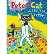 Pete the Cat and the Cool Cat Boogie, Hardcover/James Dean