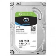 Pevný Disk Seagate SkyHawk 2TB, 64MB, SATAIII, 7200rpm, 3RZ
