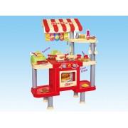 Hrací set G21 detský obchod s rýchlim občerstvením