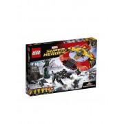 Lego Super Hereos - Thor - Das ultimative Kräftemessen um Asgard