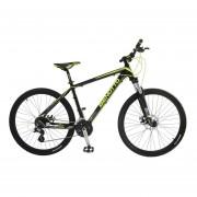 Bicicleta Benotto FS-800 Alum R27.5 24V Shi Altus Fno DDM Negro Talla:M-L