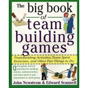 The Big Book of Team Building Games: Trust-Building Activities, Team Spirit Exercises, and Other Fun Things to Do, Paperback/John W. Newstrom