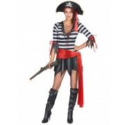 Disfrace de pirata mulher
