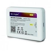 WiFi LED csoport (zóna) vezérlő , RGB csoportokhoz , group control , WiFi BOX