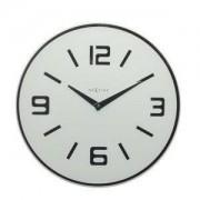 NeXtime Zegar ścienny Shuwan biały