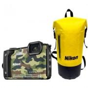 Nikon Aparat Coolpix W300 Moro zestaw Holiday (wodoszczelny plecak)