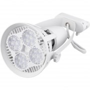 ER 24W / 35W / 40W Blanco / Blanco Caliente / Natural 21 LED Rail Track Techo Luz Focal (Natural)