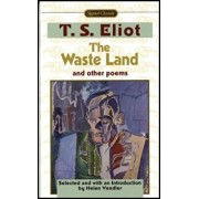 The Waste Land and Other Poems: Including the Love Song of J. Alfred Prufrock, Paperback/T. S. Eliot