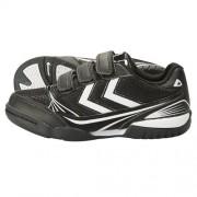 hummel Kinder-Handballschuh ROOT Jr VELCRO - black | 32