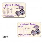 Magneti Save The Date Personalizati