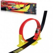 Pista Ferrari Single Loop Race and Play Bburago