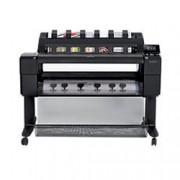 HP Impresora de gran formato HP Designjet T1530 color térmica a0