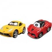 Детска играчка, Bburago Junior - Пластмасова количка Ferrari, асортимент, 095038