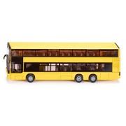 Siku Man Double Decker City Bus