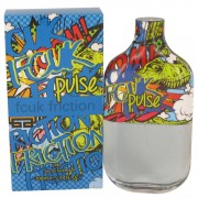 French Connection Fcuk Friction Pulse Eau De Toilette Spray 3.4 oz / 100.55 mL Men's Fragrances 535943